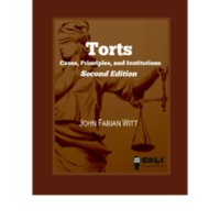 Torts Cases and Contexts Volume 2.pdf