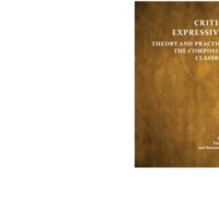 CRITICAL EXPRESSIVISM THEORY AND PRACTICE IN THE COMPOSITION CLASSROOM.pdf