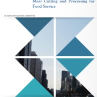 Meat Cutting and Processing for Food ServiceMeat Cutting and Processing for Food Service.pdf