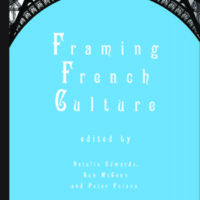 "<a href=""/items/browse?advanced%5B0%5D%5Belement_id%5D=50&advanced%5B0%5D%5Btype%5D=is+exactly&advanced%5B0%5D%5Bterms%5D=Framing+French+Culture"">Framing French Culture</a>"