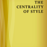 THE CENTRALITY OF STYLE.pdf