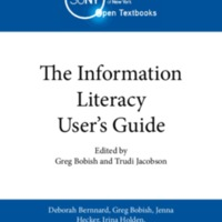 "<a href=""/items/browse?advanced%5B0%5D%5Belement_id%5D=50&advanced%5B0%5D%5Btype%5D=is+exactly&advanced%5B0%5D%5Bterms%5D=The+Information+Literacy+User%E2%80%99s+Guide%3A+An+Open"">The Information Literacy User's Guide: An Open</a>"