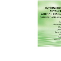 International Advances in Writing Research Cultures, Places, Measures.pdf