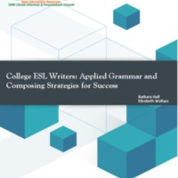College ESL Writers Applied Grammar and Composing Strategies for Success.pdf